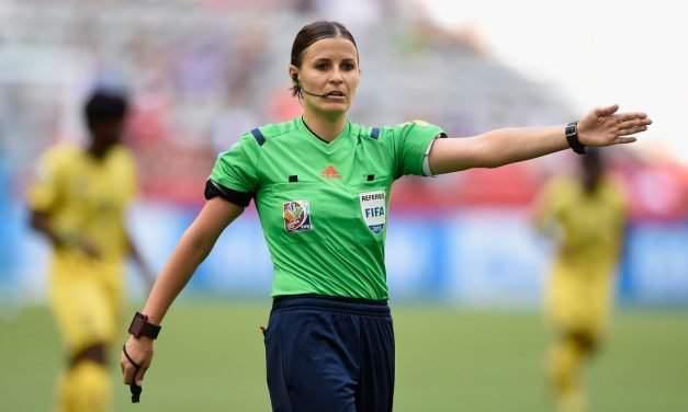 Hungarian football referee chosen as the world's best