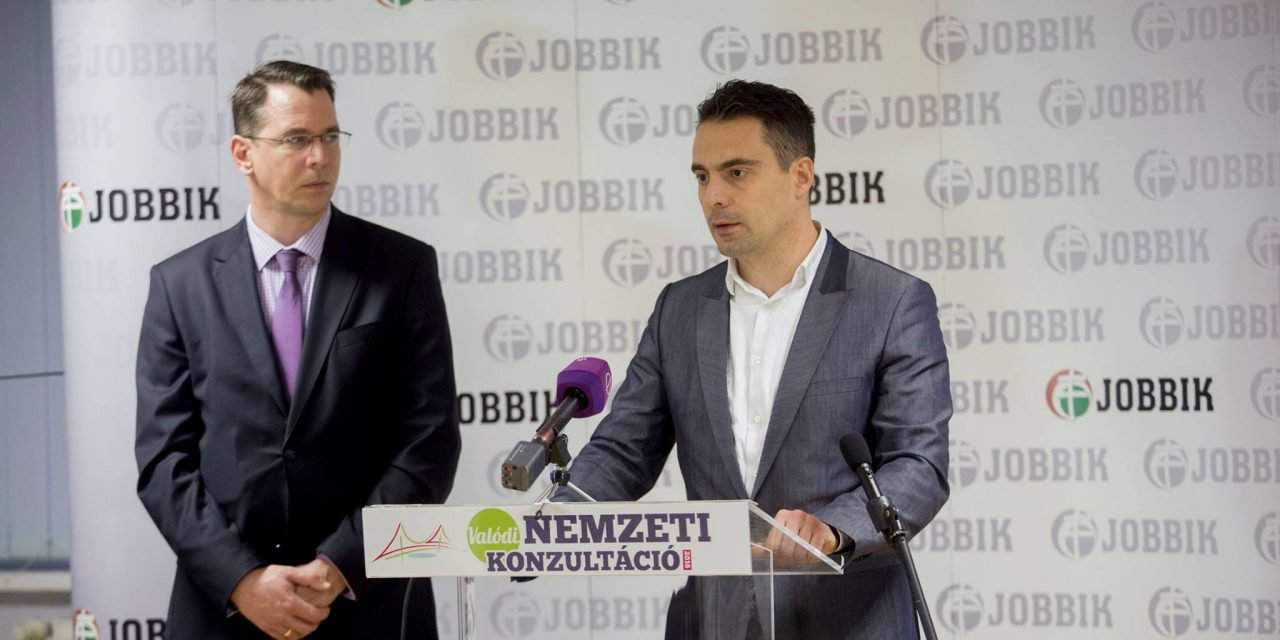 Vona: Jobbik demands 'European wage union'