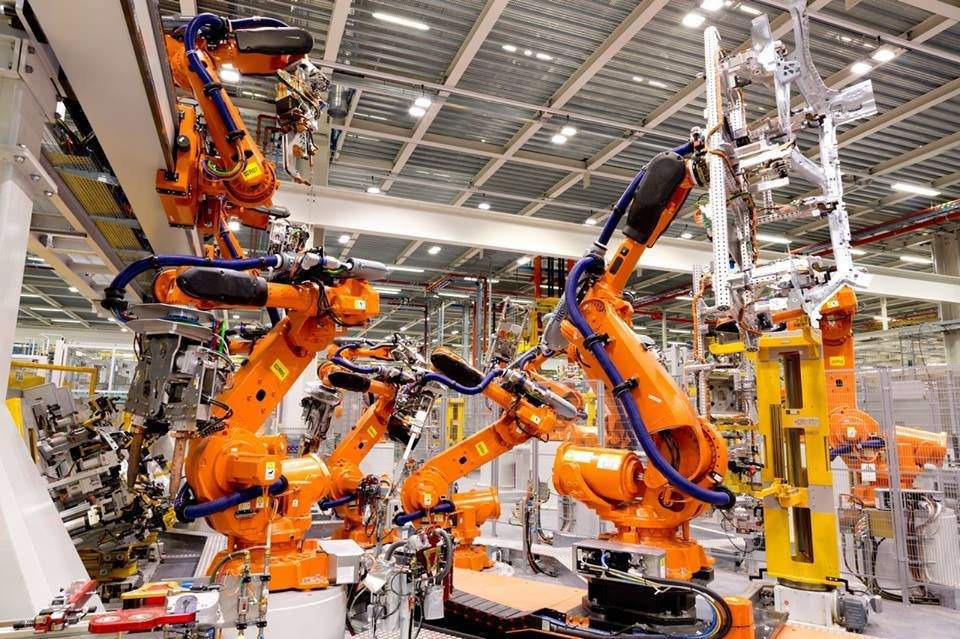 A Hungarian company joined the robot industry