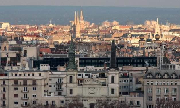 Budapest property prices are skyrocketing
