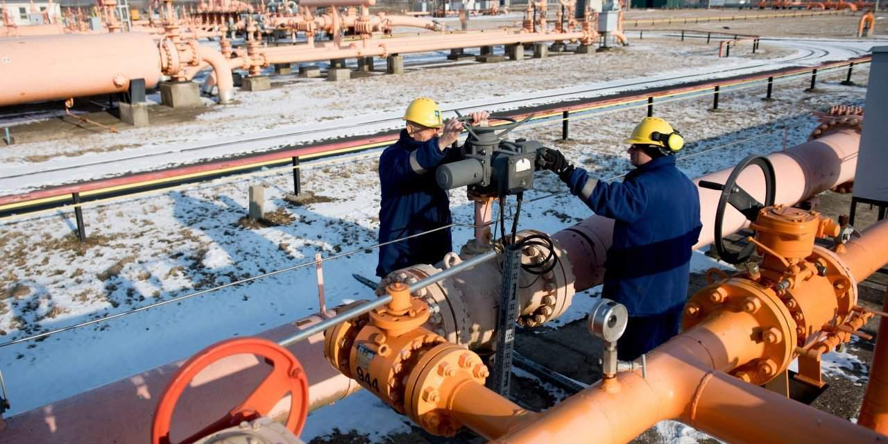 Gas supplies sufficient for frozen spell in Hungary, says ministry
