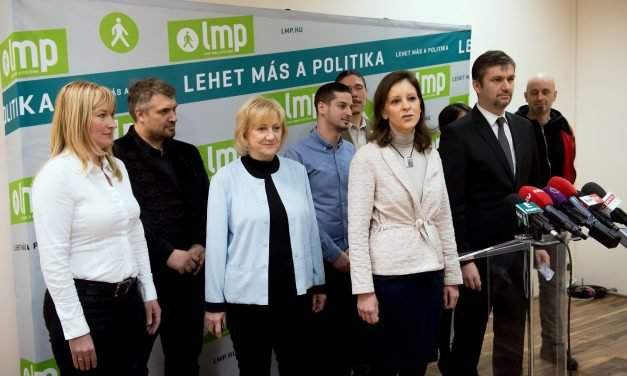 LMP congress: Green opposition to contest 2018 election alone, members re-elects co-chairs