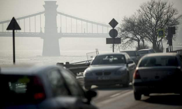 Smog alerts maintained in Budapest, several cities