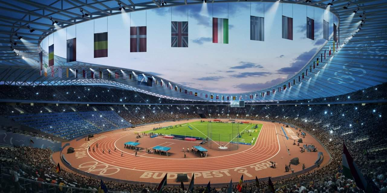 Budapest2024: if the 2024 Olympic Games were hosted in Budapest – New visuals