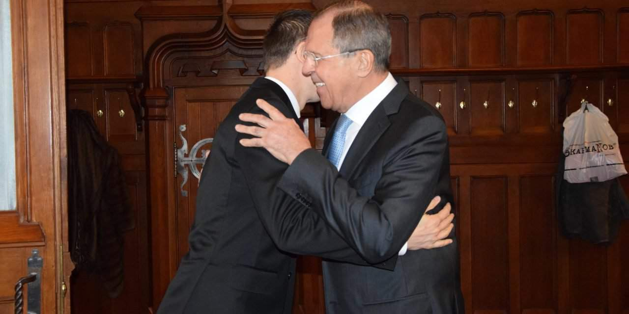 Hungary's foreign minister meets Russian counterpart in Moscow – UPDATE