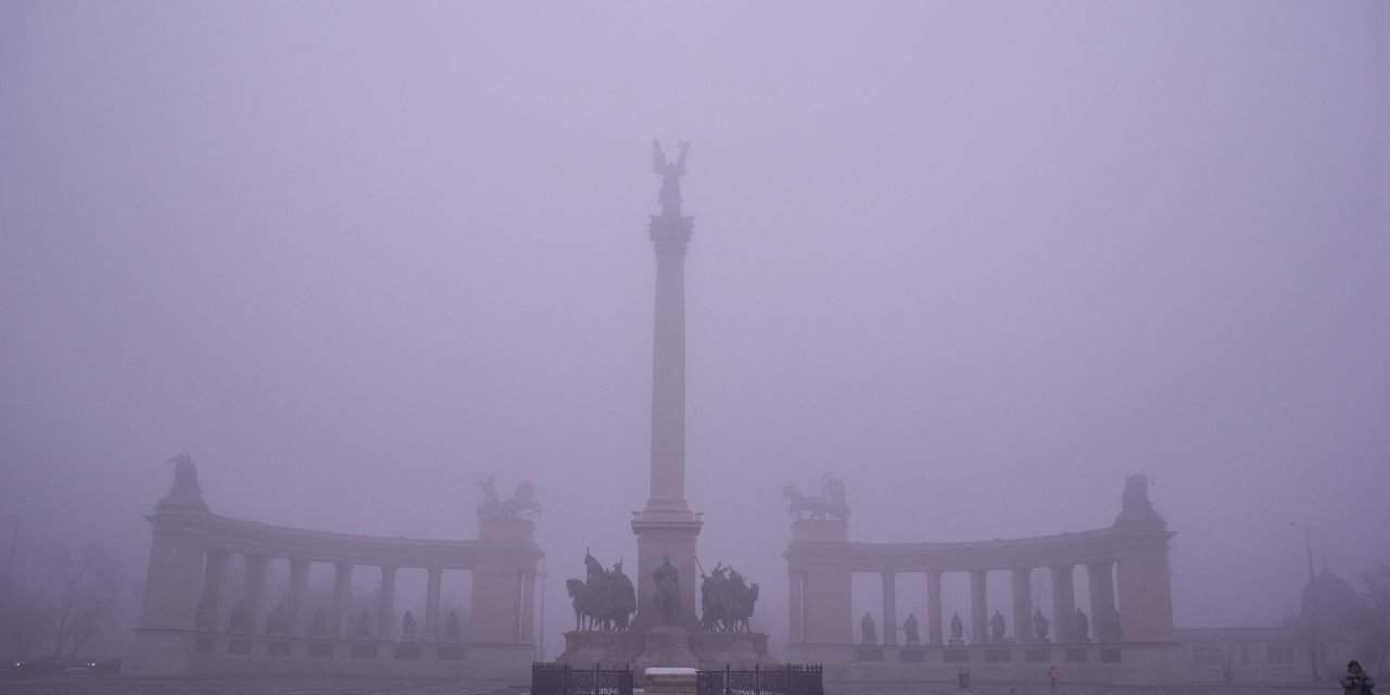 Smog alert issued in Budapest, several cities – PHOTOS