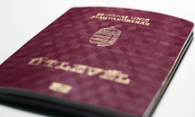 Hungary opens 370 criminal cases against Ukrainians for citizenship fraud