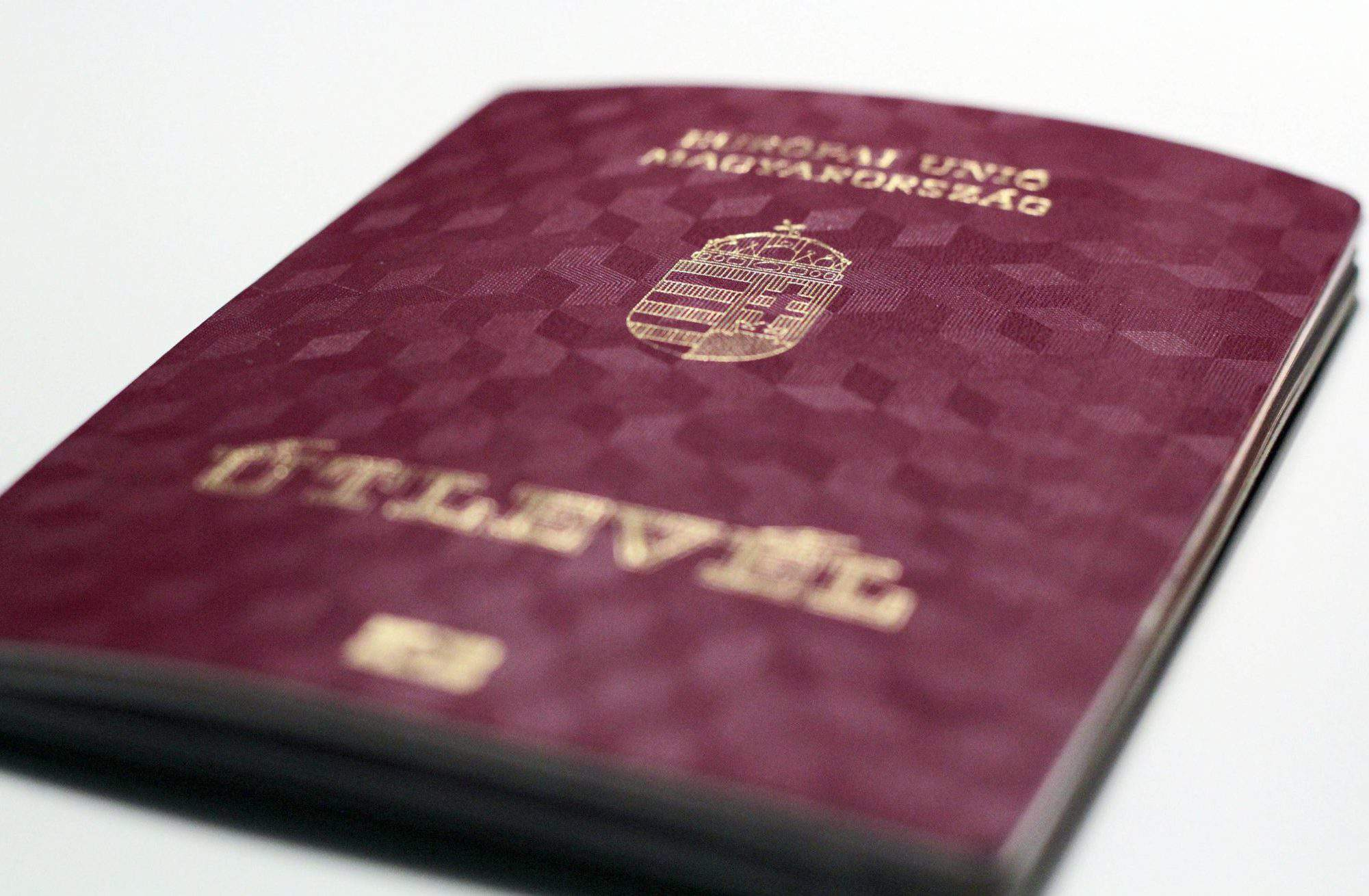 passport Hungary