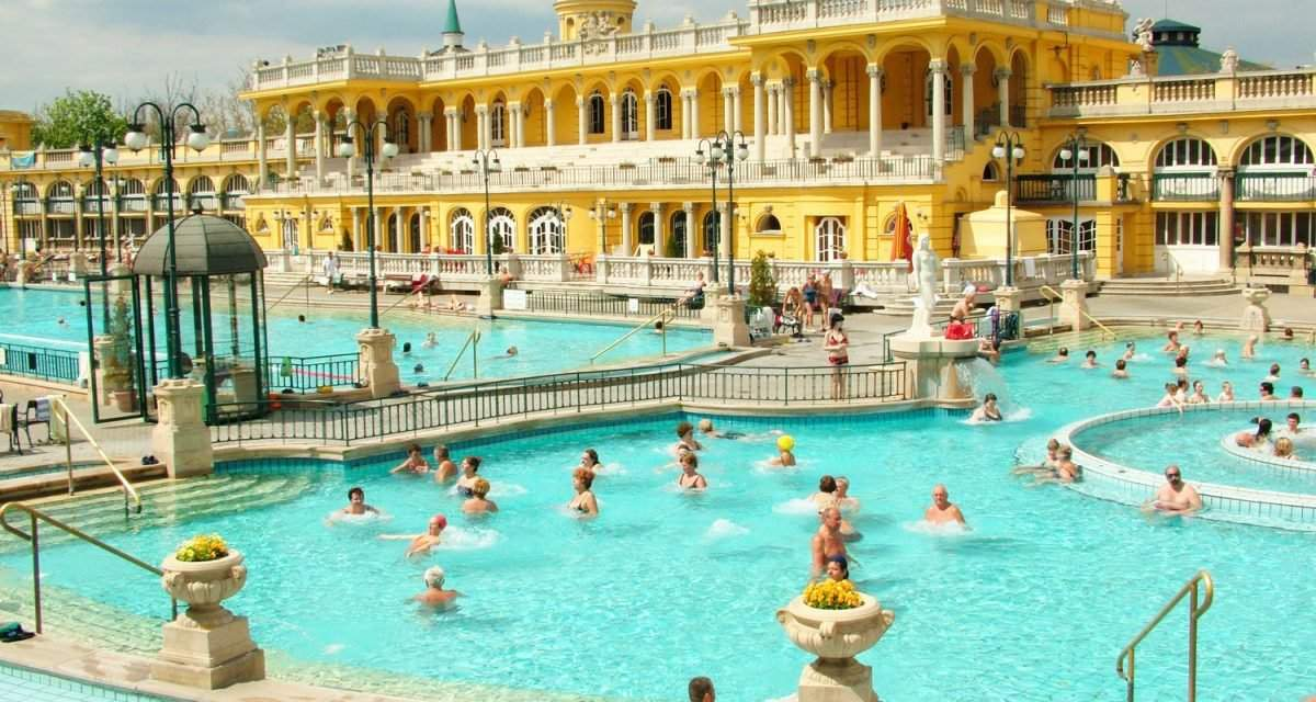 More and more popular thermal baths in Budapest