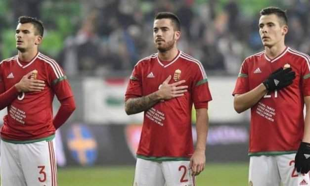U21 Euros draw – Hungary against Sweden, Turkey, Belgium, Malta and Cyprus
