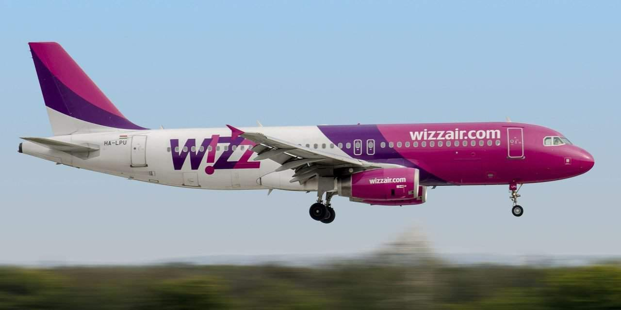Wizz Air receives highest safety rating from airlinerating.com