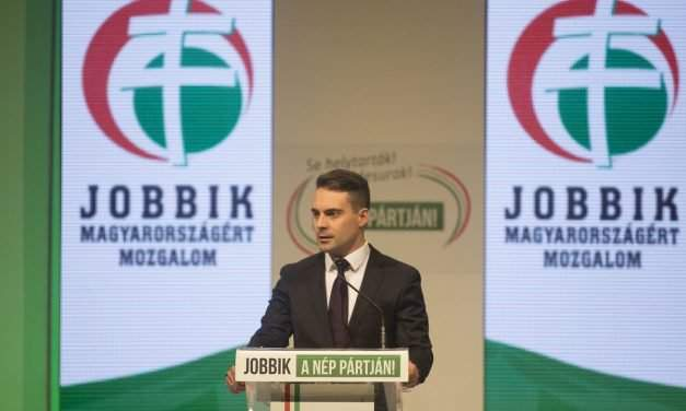 Jobbik President Vona talks about Trump and Putin to The New York Times