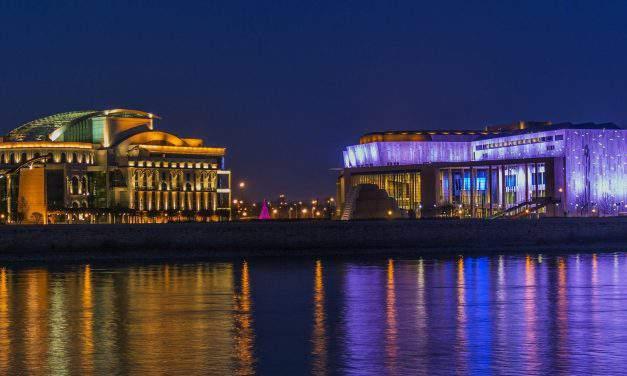 Hungarian Museum Ludwig on worldwide top 100 list