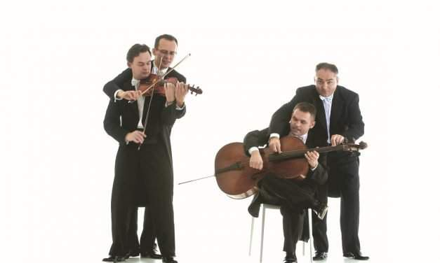 The Monty Python of classical music in Budapest