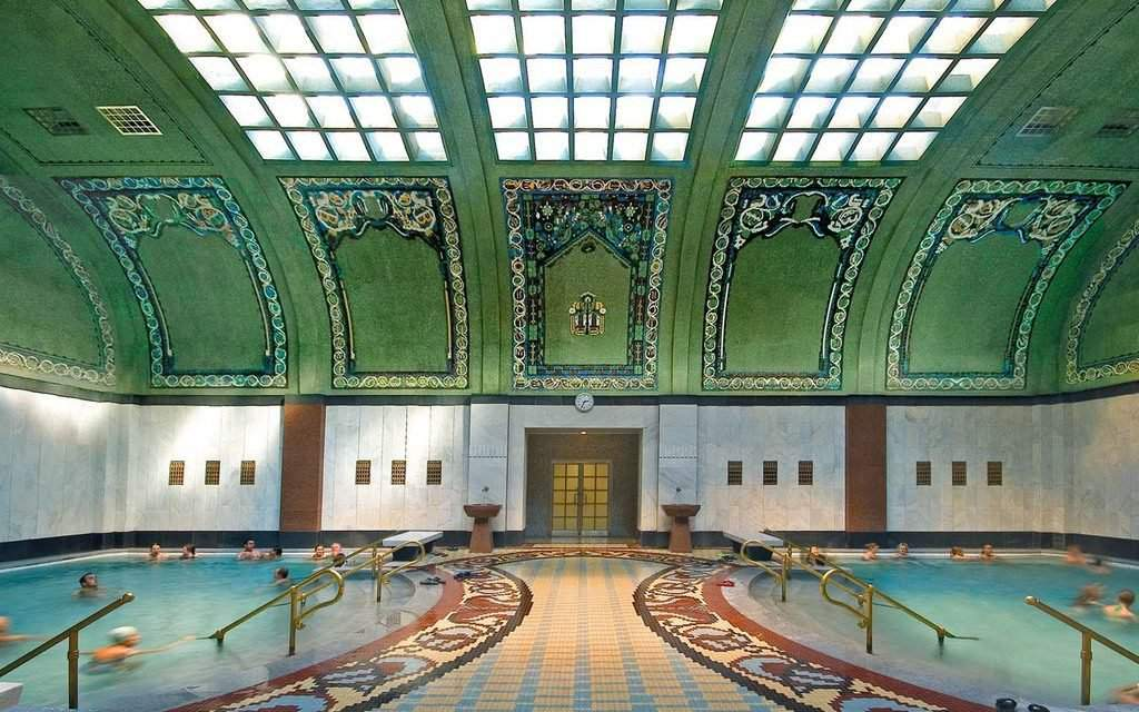 Budapest Uncovered: Historic Baths