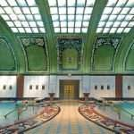 Budapest bath visit tourism