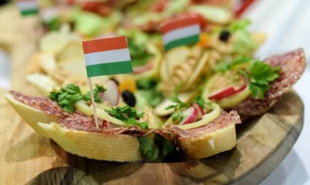 Unique Hungarian success at the Oscar's of food