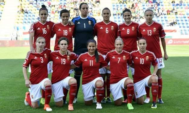 Hungary's women take great strides in 2016