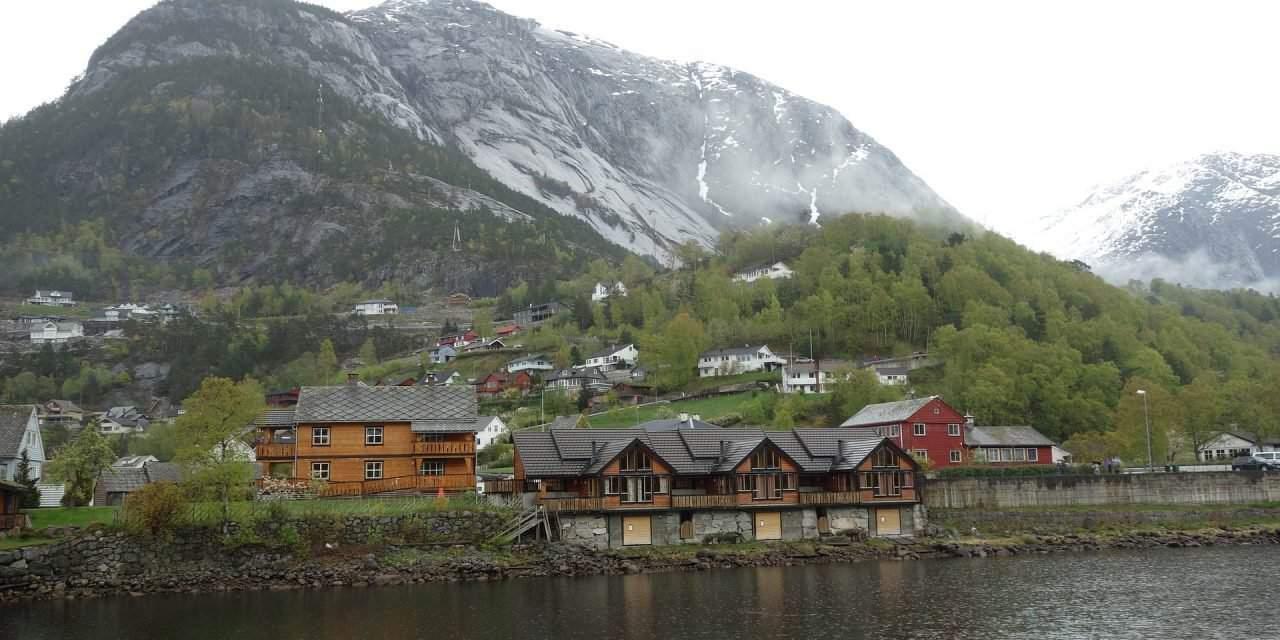 Norwegian village through Hungarian eyes