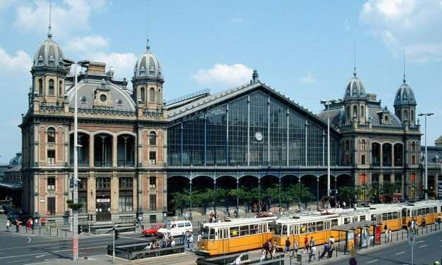 Secrets of Budapest: The Nyugati railway station