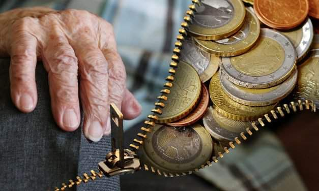 Free travelling of pensioners costs EUR 58.6 million