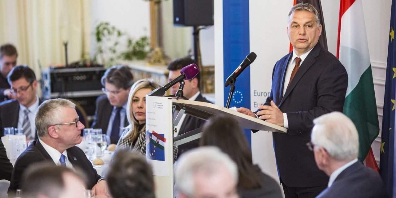 Orbán: New era 'knocking on Europe's door'
