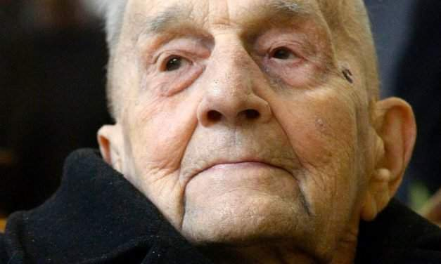Father Placid dies at age 101