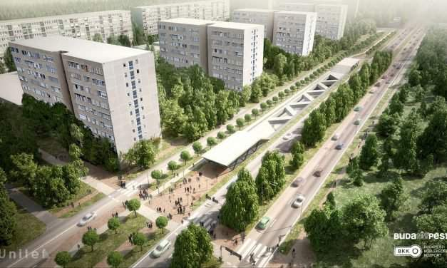 How would you like the new Budapest Metro line M2?