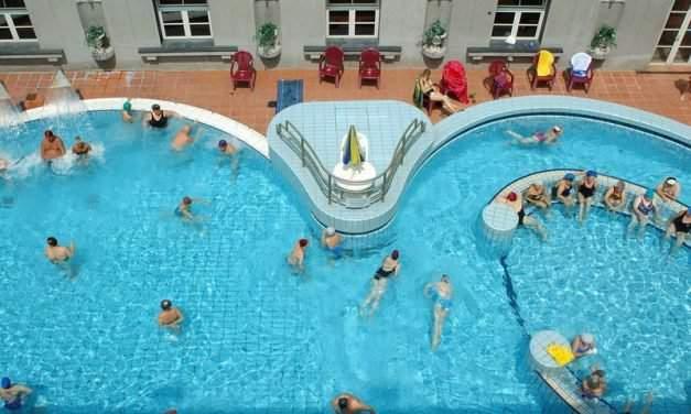 Lukács Thermal Bath and Swimming Pool