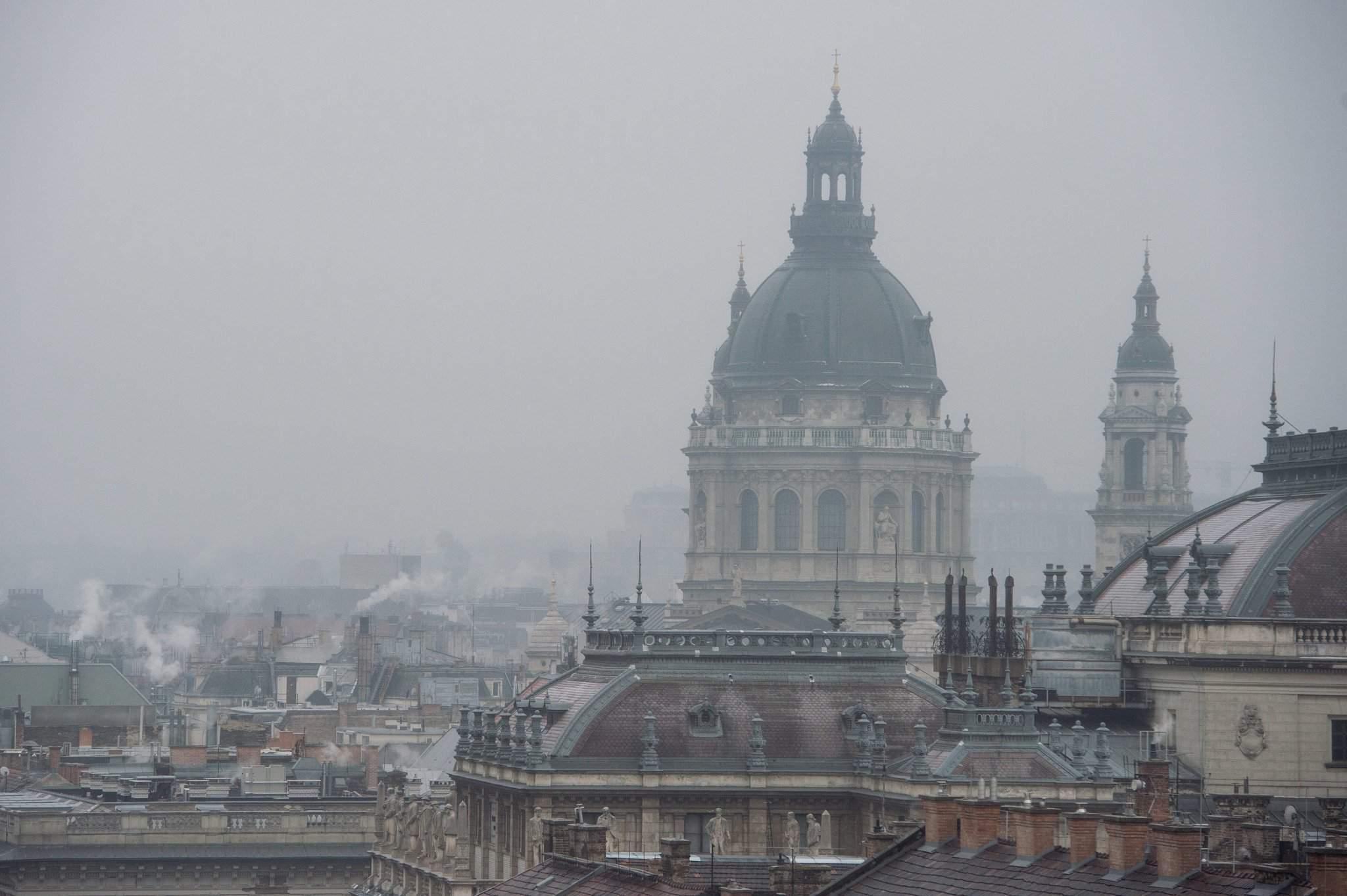 smog budapest