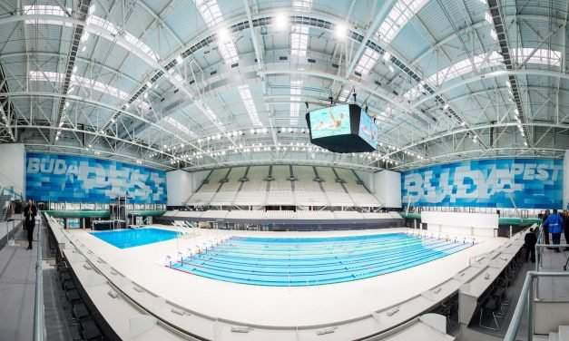 The centre of the FINA World Championships is ready in Budapest – PHOTO GALLERY