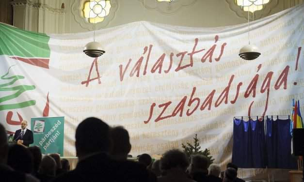 Deputy PM attends Hungarian Civic Party congress in Romania
