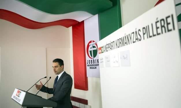Jobbik proposes limiting premiership to eight years