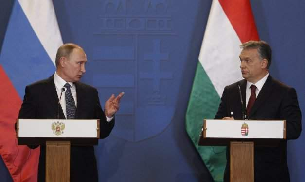 Putin, Orbán agree to strengthen cooperation in fight against international terrorism