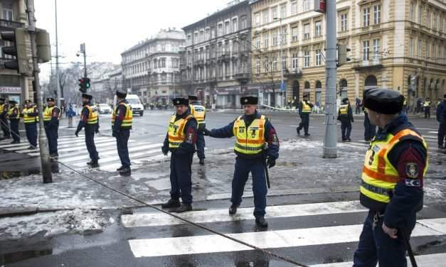 Budapest police chief hails decrease in registered crime cases