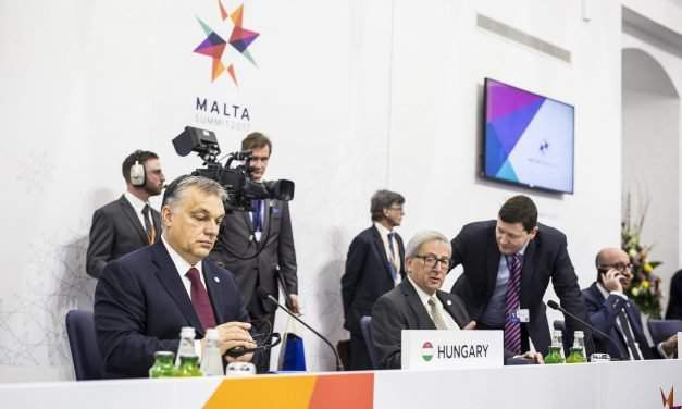 EU summit in Malta – Orbán: New Italy government could help stop migrants