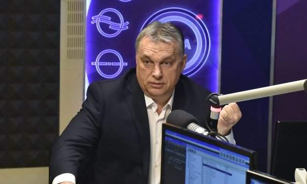 Radio interview with prime minister Orbán – UPDATE