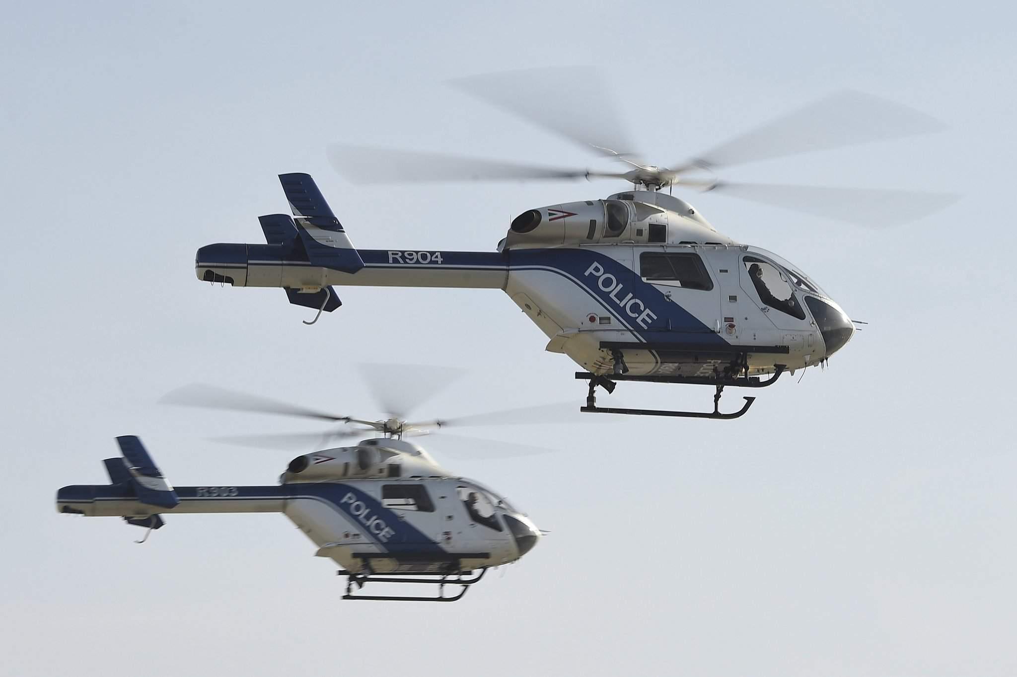 Helicopter center Moscow opened in Myakininskaya floodplain 72