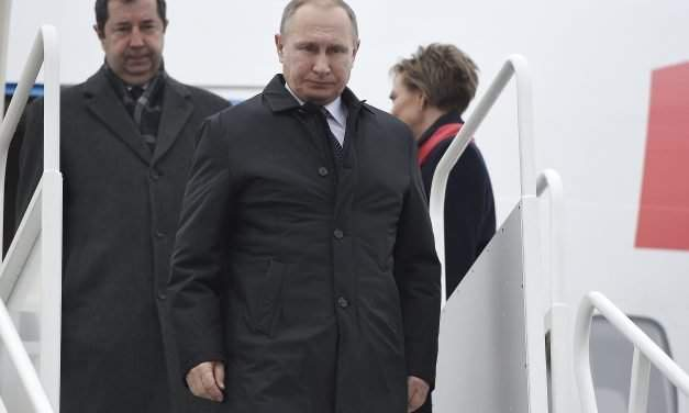 Putin visit elicits mixed reactions from parties