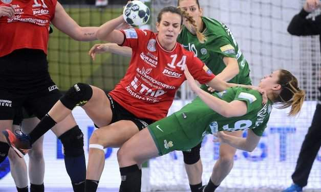 EHF Champions League – FTC leave no chance for German team
