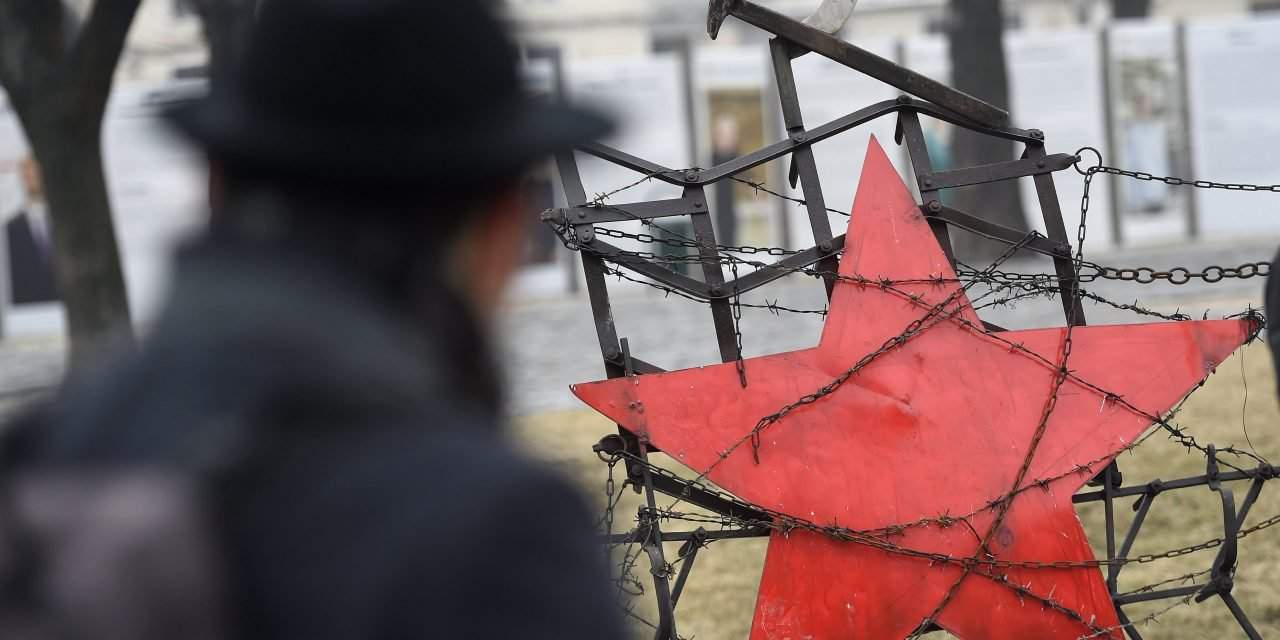 Public installation inaugurated in Budapest to mark Gulag memorial year
