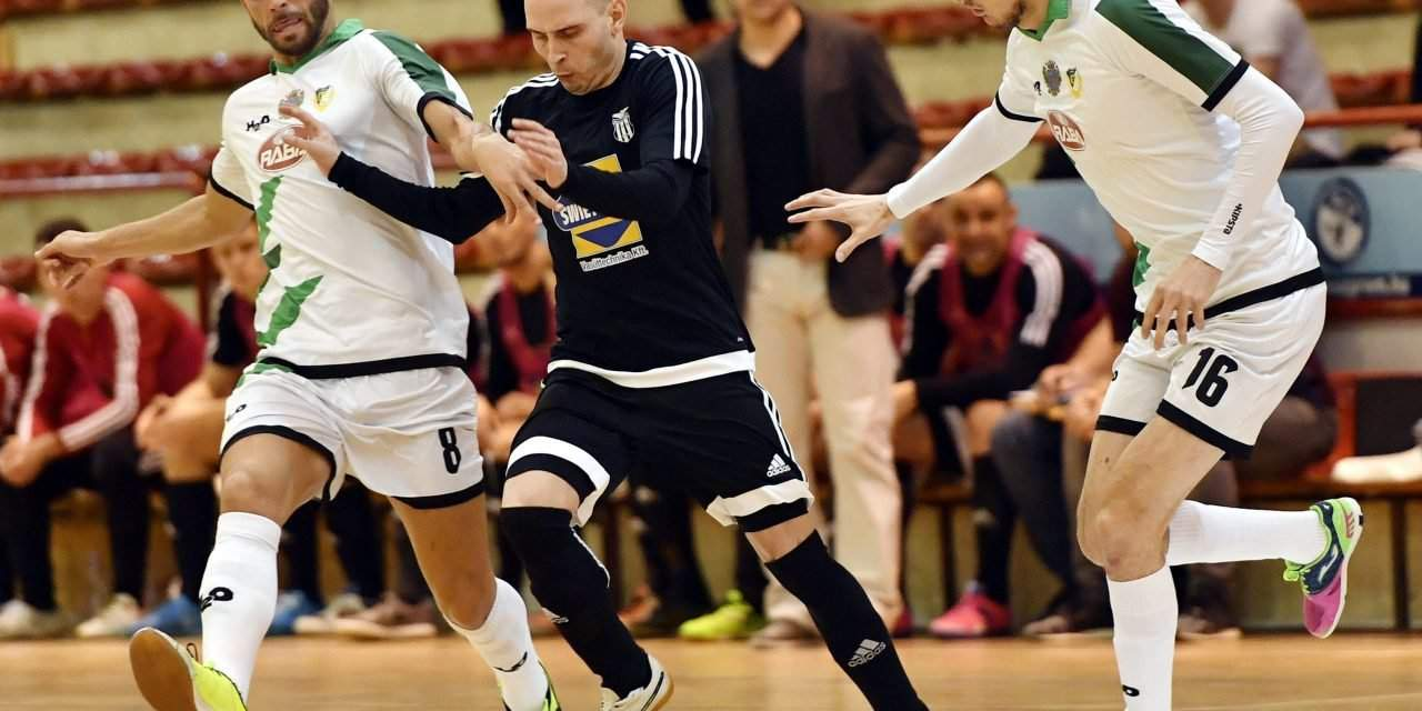 Hungarian Futsal Cup: Rába ETO and Astra Selector the best! – VIDEO