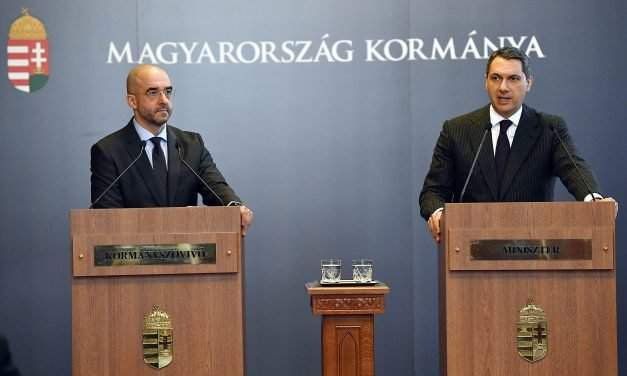 Hungarian government addresses OLAF report, migration, new EU laws at presser