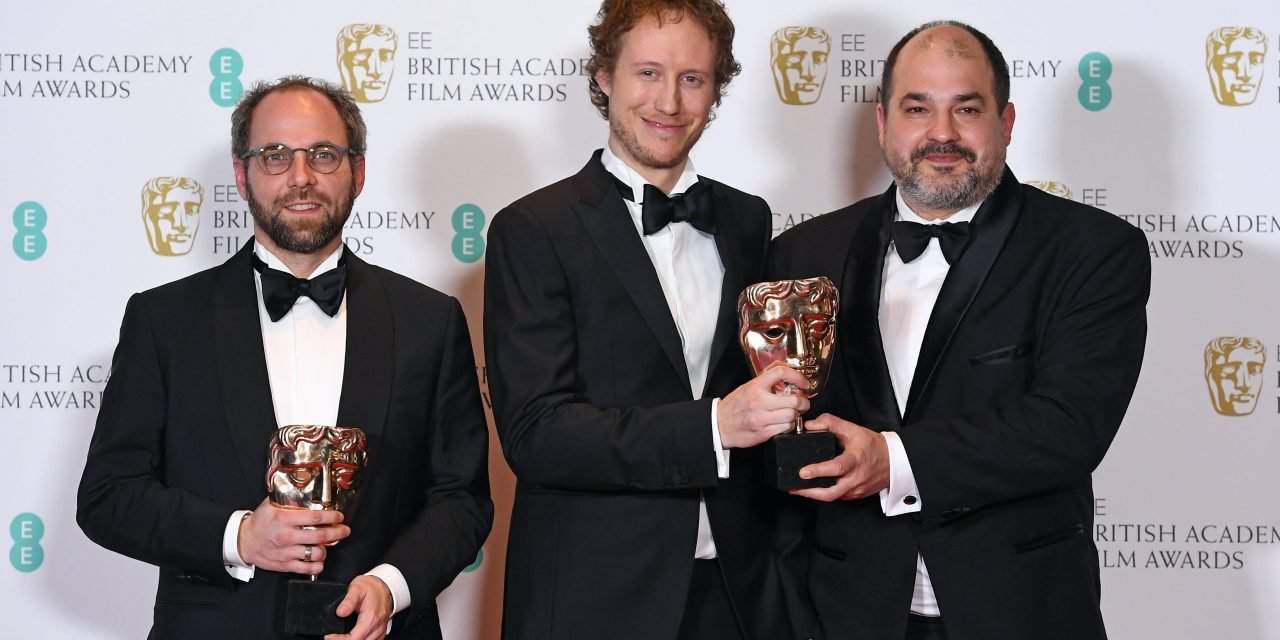 Son of Saul just won a BAFTA Award