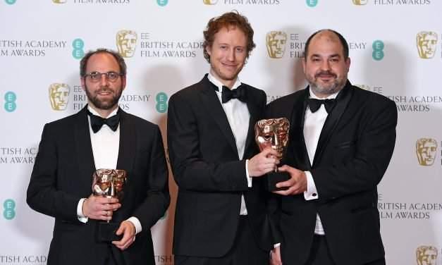 Son of Saul just won a BAFTA Award
