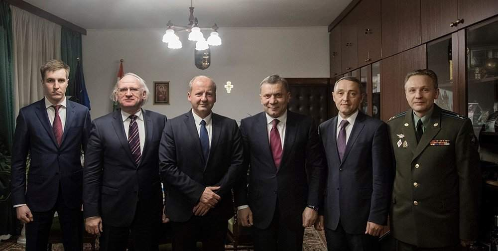 Deputy Russian Defence Minister held talk in Budapest