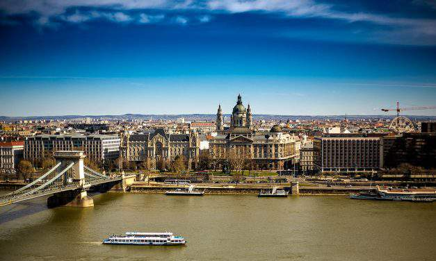 Budapest: the best city in Europe to travel to by boat