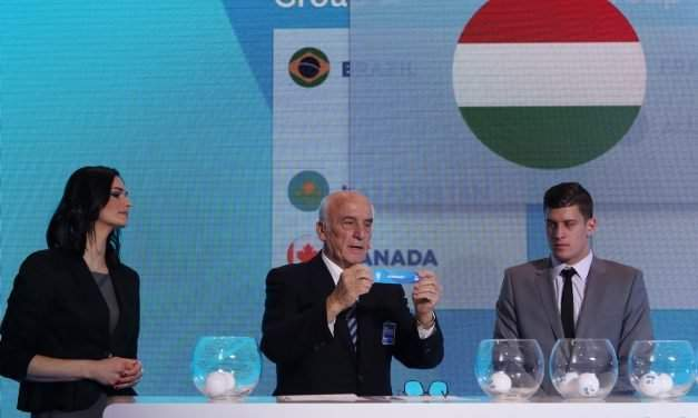 Water Polo Draw: the official team schedule of the water polo tournament is out! – FINA – Budapest 2017