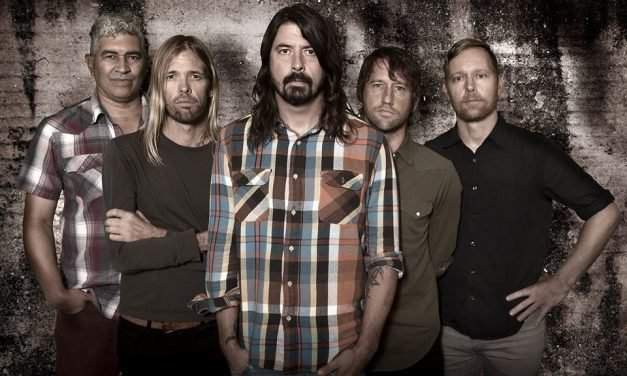 Foo Fighters is coming to Budapest