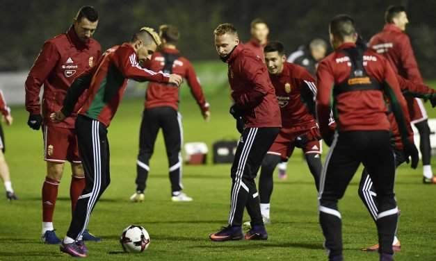 FIFA world rankings: Hungary in 27th place